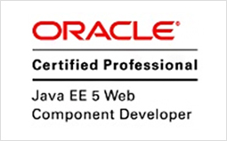 ORACLE Certified Web Component Developer (OCWCD)